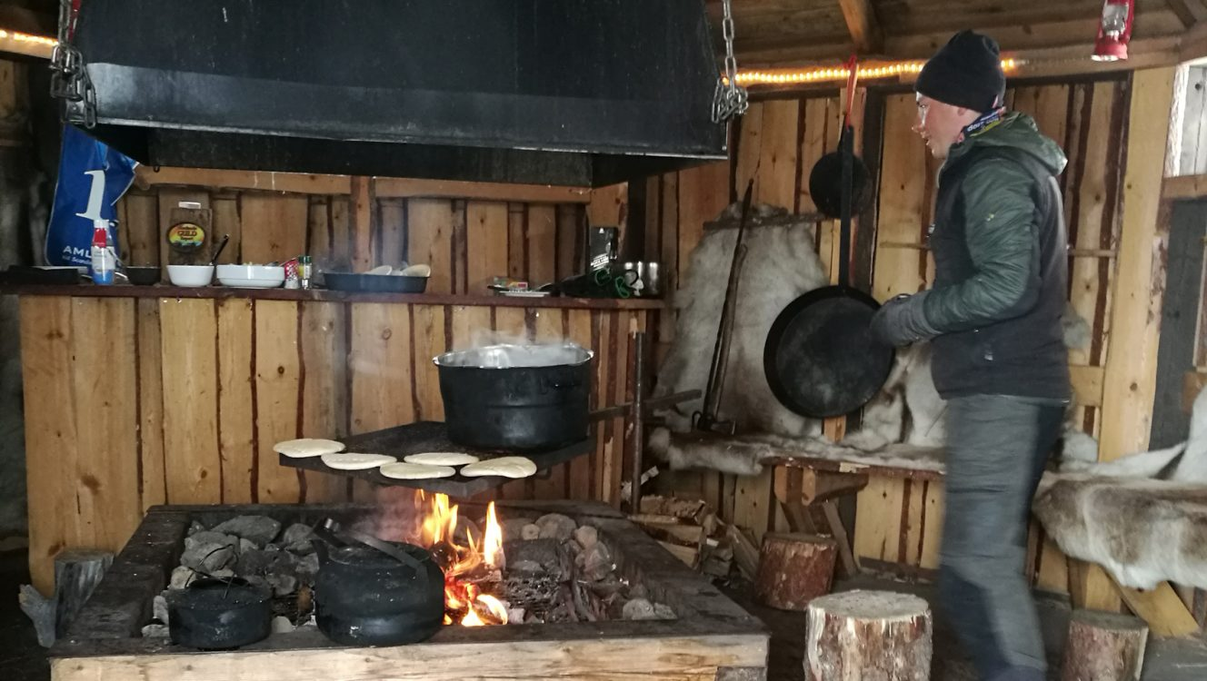 Kiruna Huskey Lodge