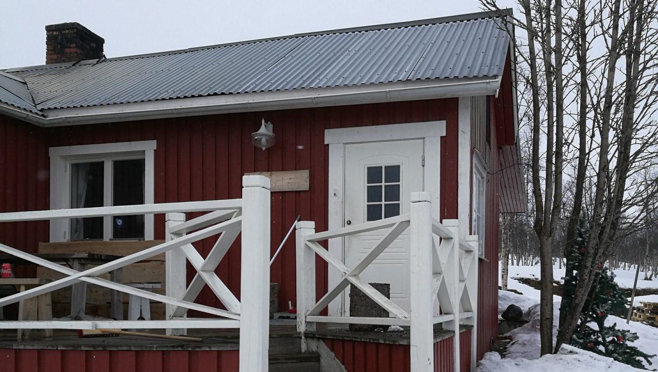 Boende Kiruna