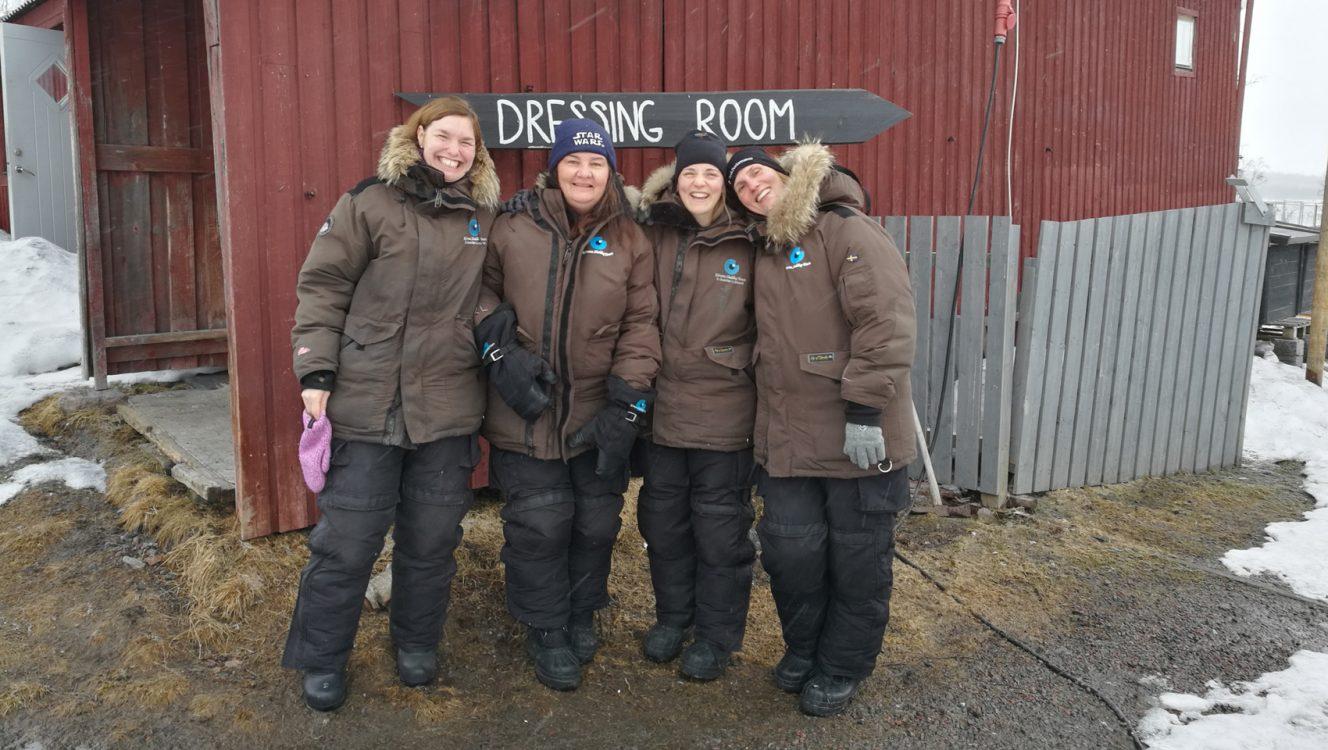Äventyr i Kiruna