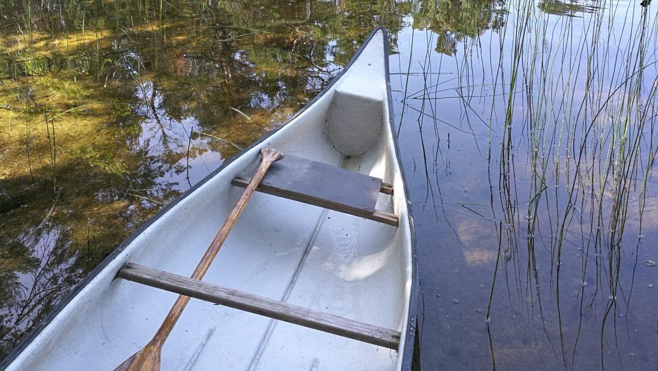 En tur med kanot